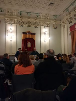 Presentación JRJ por Domingo Henares