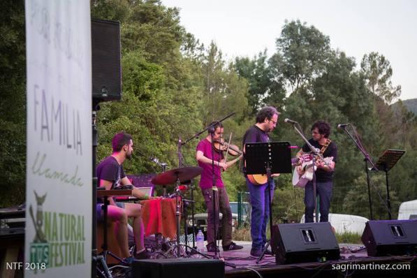 Festival Tus con Manu Clavijo, Darío Garrido y Chemi Sarrión