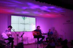 Juan Ramón Jiménez por Domingo Henares concierto feria de Albacete 10-9-2018